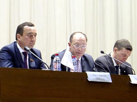 Казань выбрала делегатов на Съезд ВКТ