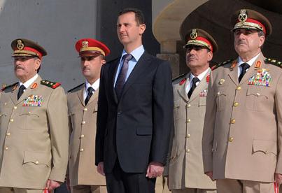 Сирию ждет сценарий Ирака