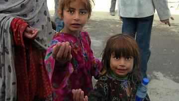 Би-би-си: Афганские блоги об уличных детях