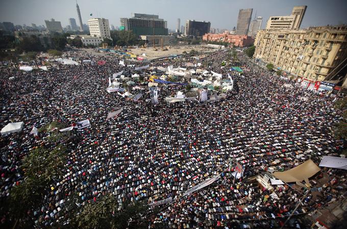 Кома власти в странах «арабской весны»