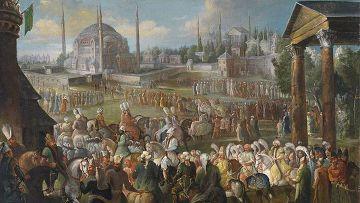 Знакомство Турции с США 213 лет назад мы сказали, что наши флаги с