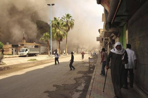 Объявит ли Сирия войну Израилю?