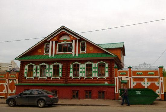 О татарских воротах Старо-татарской слободы или пора учиться татарской культуре