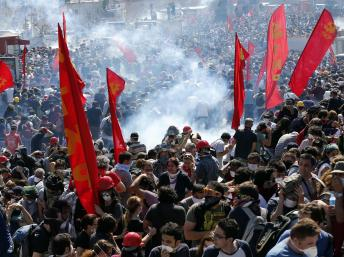 Кто противостоит Эрдогану?