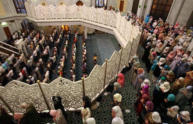 Судьба мечети Кул Шариф