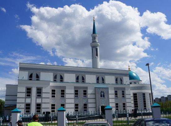 В мечети «Ярдам» запускают различные проекты