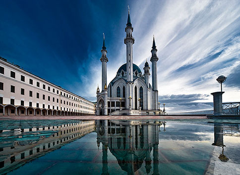 Пустят ли мечеть в первую десятку?