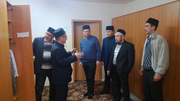 Илдар Баязитов совершил рабочую поездку в Набережные Челны
