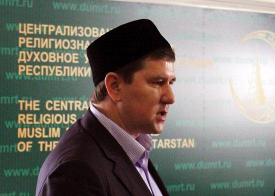 Ильнур Валеев: Закятом мусульманин очищает свое имущество