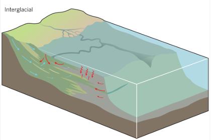 В морском дне нашли массивные залежи пресной воды