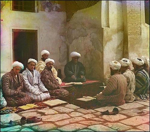 Татарские богословы: Таджетдин Ялсыгул (1768-1838)