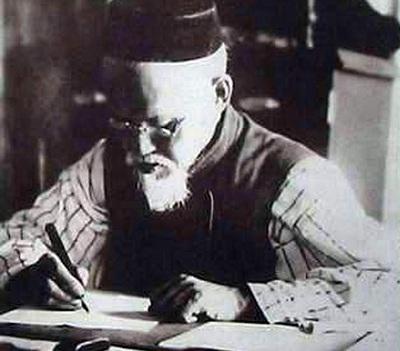 Татарские богословы: Риза Фахретдин (1859-1936)