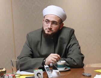 Камиль Самигуллин побеседовал с татарстанскими журналистами