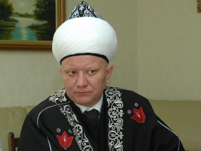 Альбир хазрат Крганов: нам не сохранить себя без духовности!