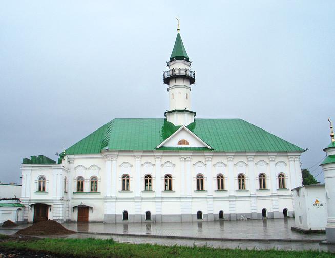 Татарские мечети: мечеть Марджани