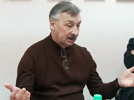 Рафаэль Хакимов: «Крымский вопрос разбередил старые раны и пробуд...