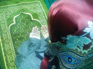 Путь к исламу немки