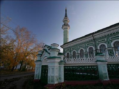 Татарские мечети: Азимовская мечеть