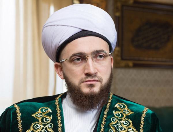 Обращение муфтия Татарстана в честь Дня Победы