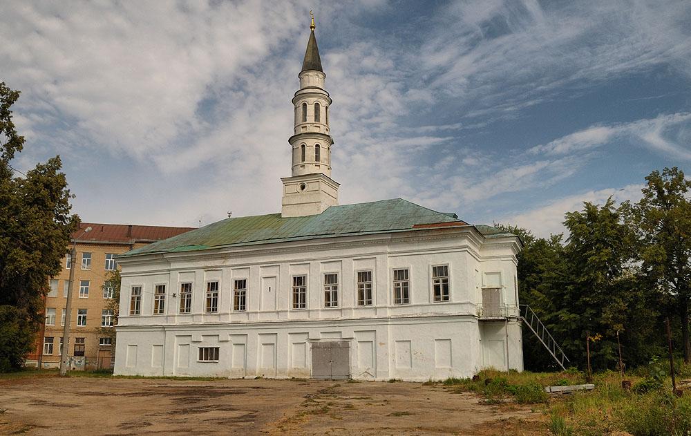 Татарские мечети: мечеть Иске-таш