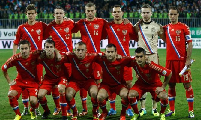 Команда России 2014 Чемпионат Мира По Футболу