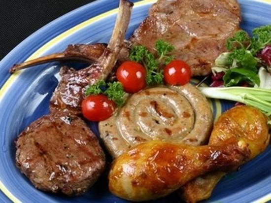 """""""Вы не толстеете от жирной пищи, как не зеленеете от зеленых овощ..."""