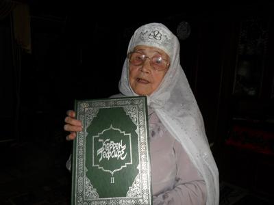 Рашида абыстай Исхаки: Хочу чтобы свет веры зажегся во всех сердцах