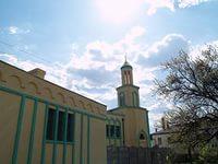 Татарские мечети: Харьковская соборная мечеть (Украина)