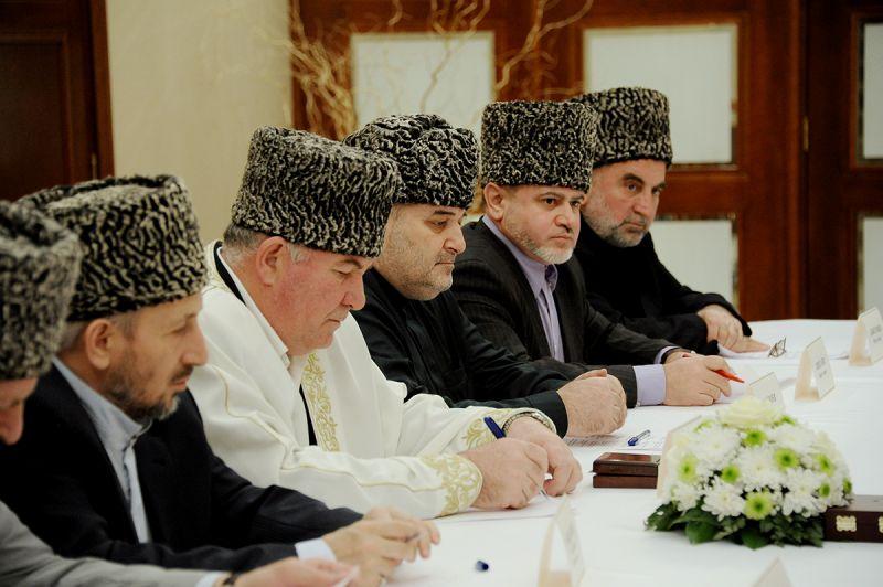 Муфтии Северного Кавказа вошли в состав Всемирного совета мусульманских ученых