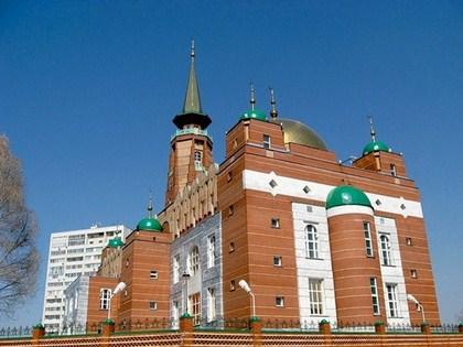 Татарские мечети: Самарская соборная мечеть
