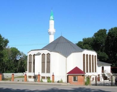 Новые татарские мечети: Соборная мечеть г.Ростова-...