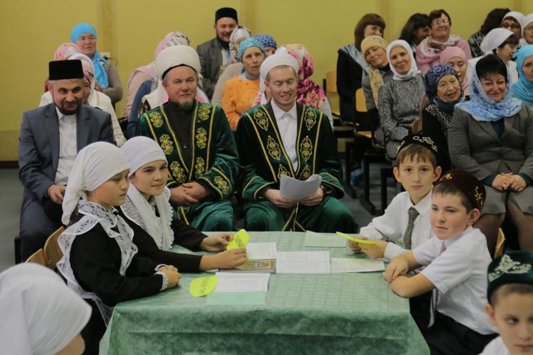 Альметьевск посетил Главный казый Республики Татарстан Джалиль хазрат Фазлыев
