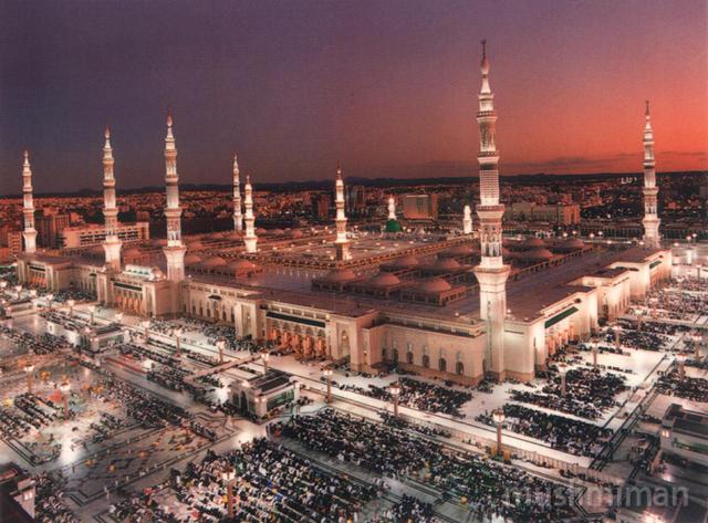 8  фактов о мечети Пророка, которые вы не знали