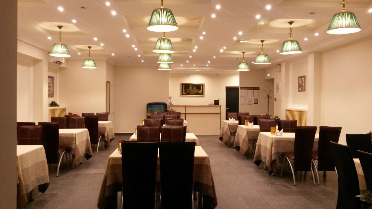 В Казани открывается Кафе «Рэйхан» на Московской с новыми интерьерами