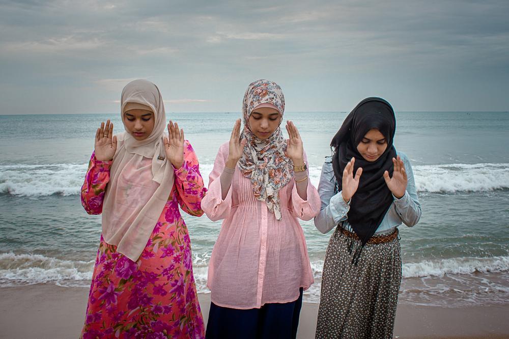 Мы за хиджаб!
