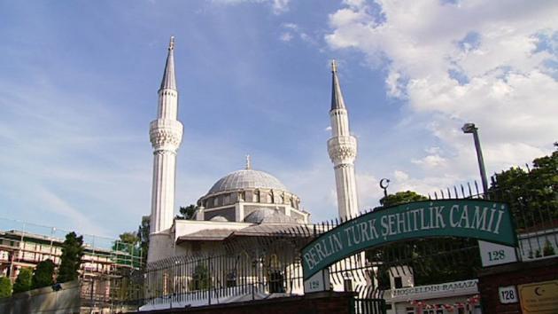 Мечети Берлина
