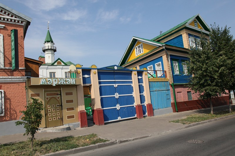 Судьбы Татарской слободы Казани