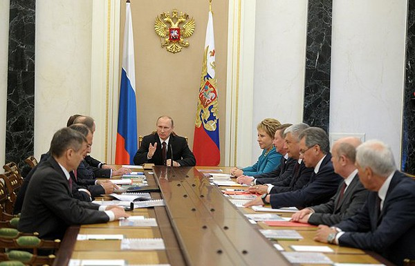 Совбез РФ одобрил проект стратегии по противодействию экстремизму