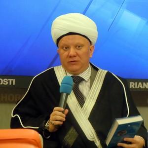 Конференция Московского муфтията