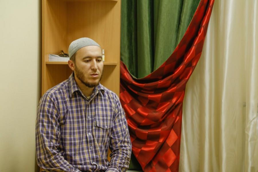 Первый детский хоспис Татарстана посетили сотрудники ДУМ РТ