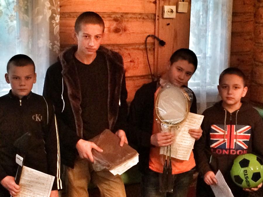 В Пестречинском районе дети соревновались в знаниях