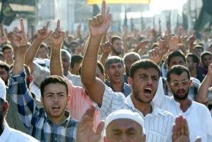 Жители Израиля опасаются начала третьей интифады