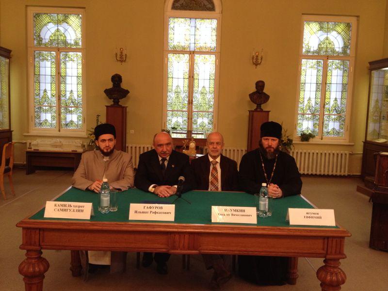 Религиозные и светские вузы подписали соглашение