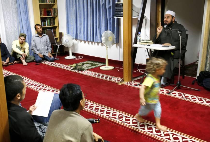 Лидер мусульман Японии