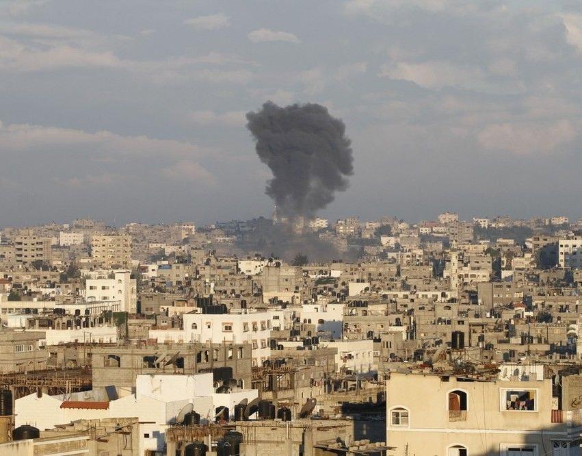 Сектор Газа вновь под огнём