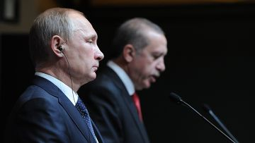 «Yeni Safak»: Новые горизонты Путина