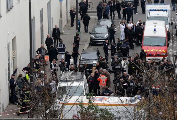 Реакция мусульман в мире на теракт во Франции