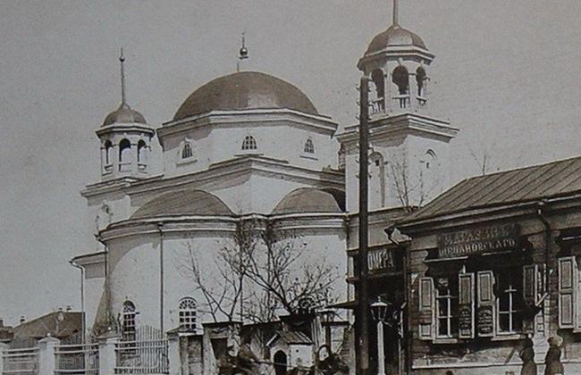 Татарские мечети: Соборная мечеть Омска