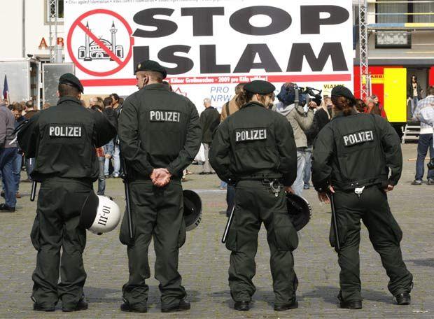Во всем виноваты мусульмане