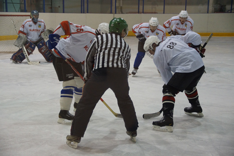 Хоккейный турнир мусульман Татарстана